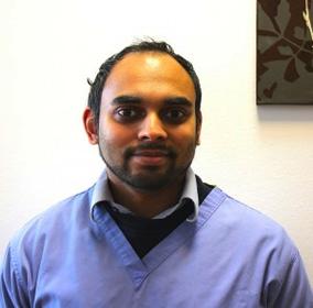 Dr Reuben Nalliah